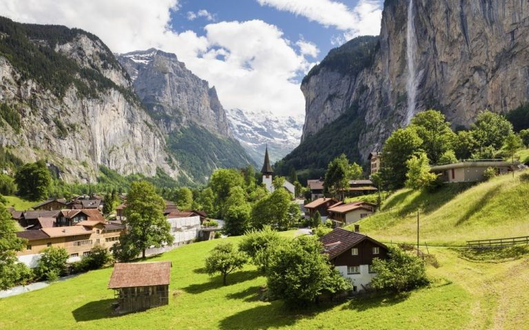 Swiss Lauterbrunnen