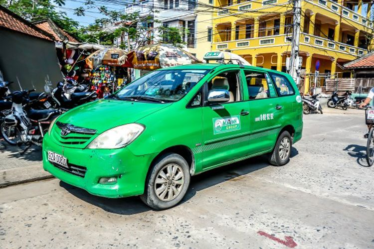 Taxi in Hoi An
