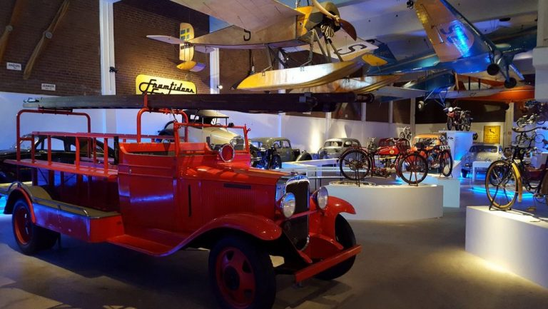 Technical Museum in the castle