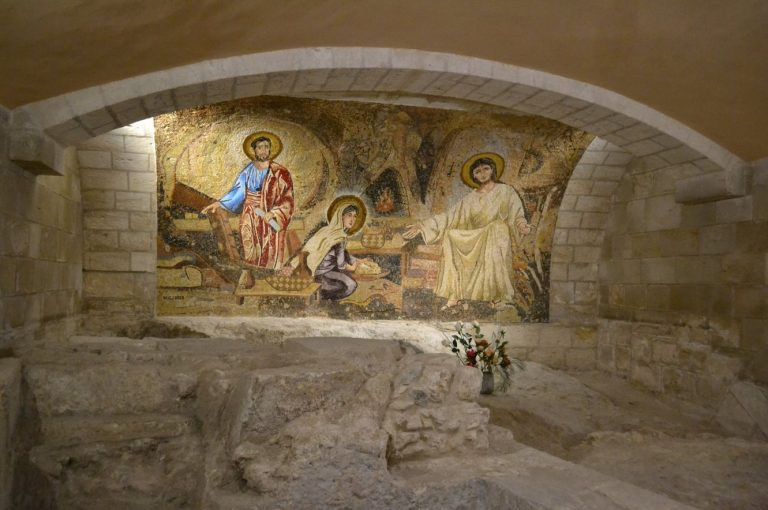 Frescoes in the Church of St. Joseph