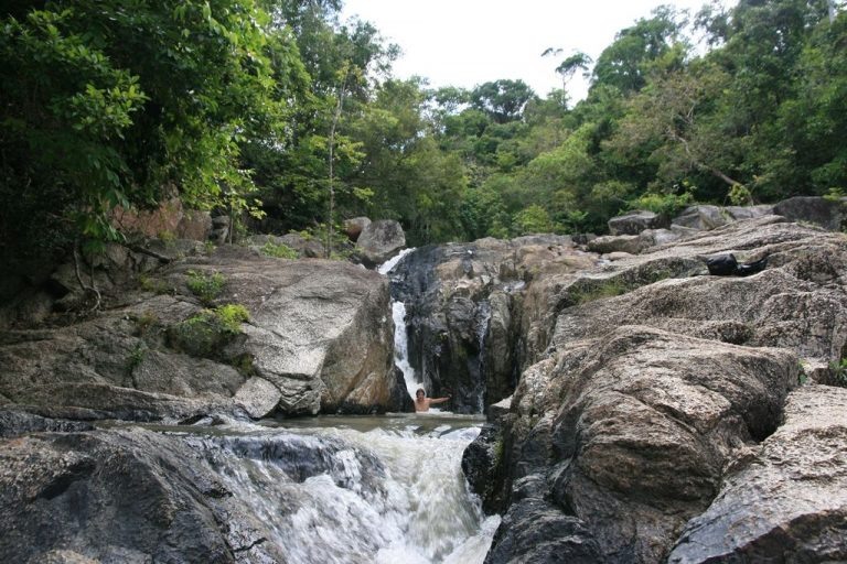Than Sadet Waterfall