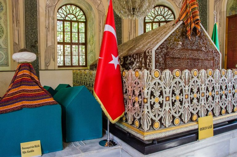 Tomb of the founders of the Ottoman Empire