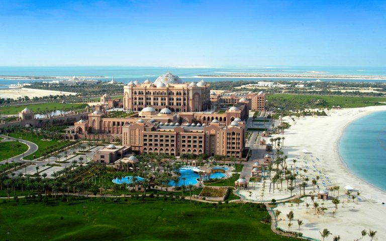 The best Abu Dhabi hotels with private beach