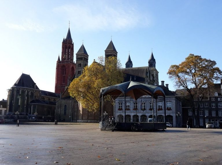 Central square of Maastricht