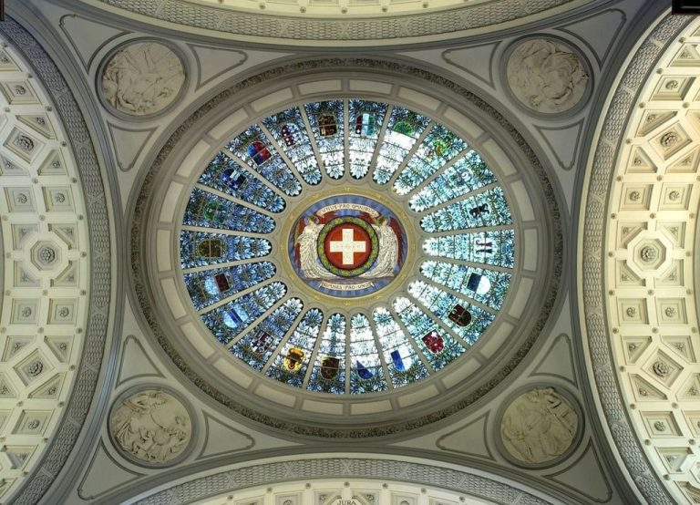 Dome of the Federal Palace
