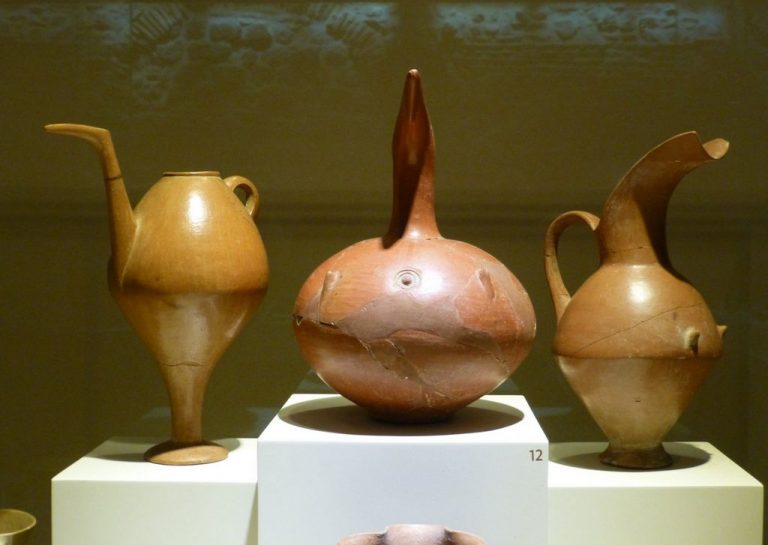 Exhibits at the Museum of Anatolian Civilizations