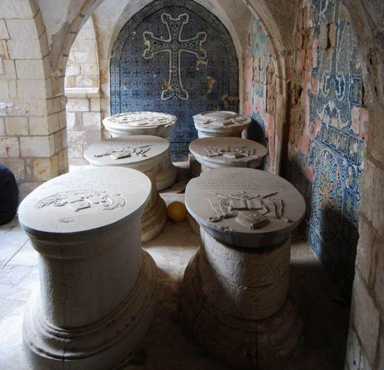 Tombs of the Armenian Patriarchs