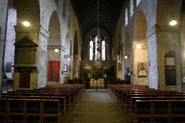 St Mary's Cathedral Interior