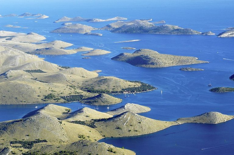 Kornati National Park Islands