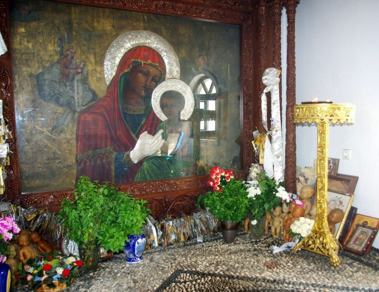 Icon of the Virgin Tsambiki
