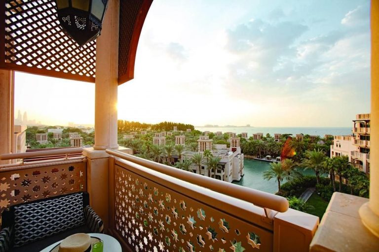 Guest rooms at Jumeirah Al Qasr - Madinat Jumeirah have private balconies