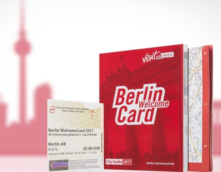 Berlin Wecome Card