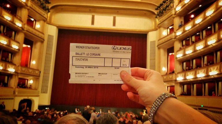 Vienna Opera Ticket