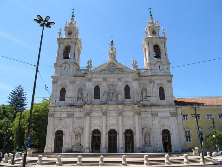 Basilica da Estrela (Basílica da Estrela)