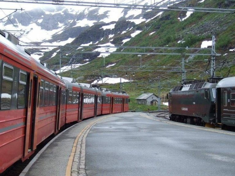 Train norway