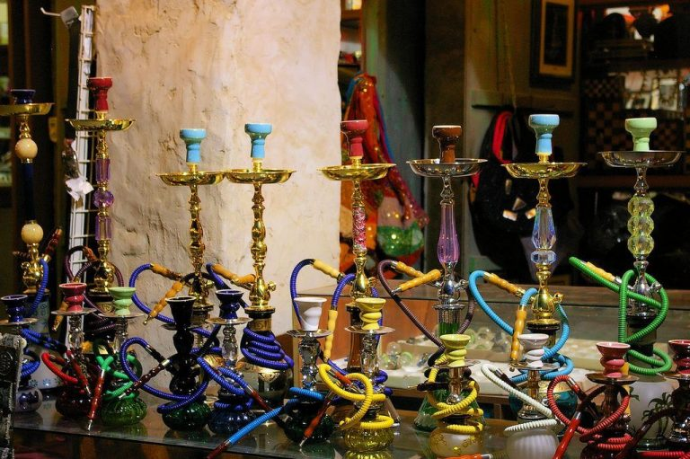 Turkish hookahs