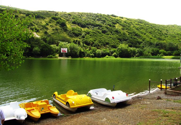 Turtle Lake, Tbilisi