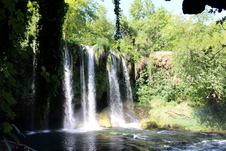 Upper Duden Waterfall