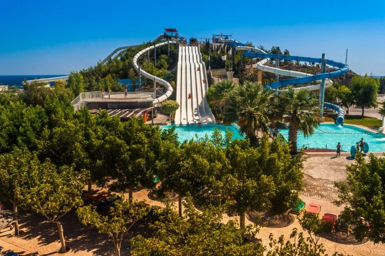 Water Park in Faliraki