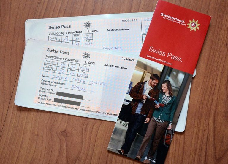 What is Swiss Pass?