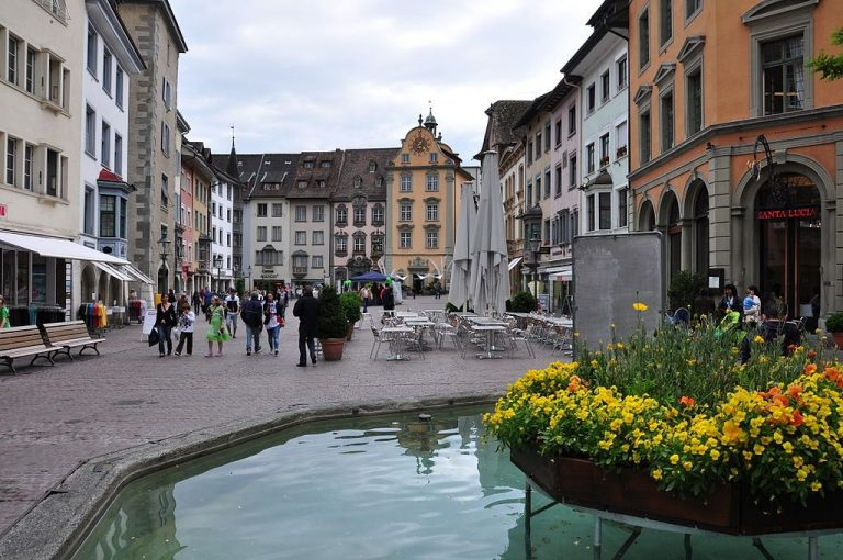 What to see in Schaffhausen