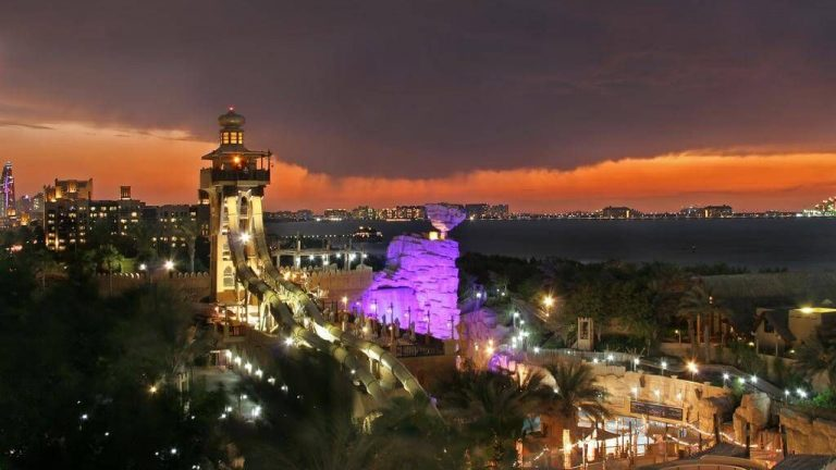 Wild Wadi provides LADIES NIGHT