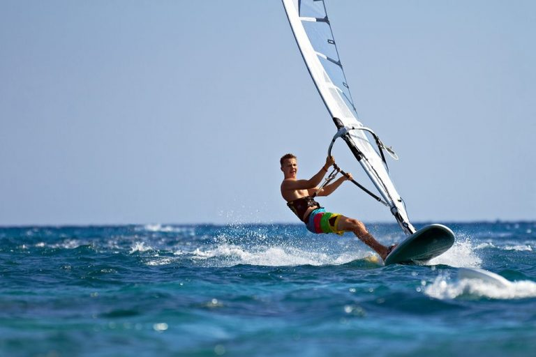 Windsurfing for fans of windsurfing