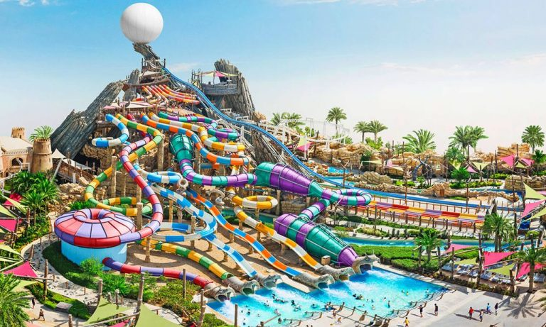 Waterpark Yas Waterworld