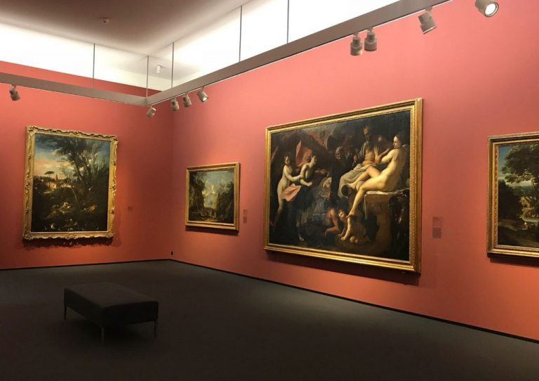 Visit to the Zurich Museum of Fine Arts