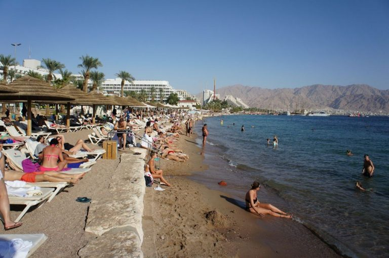 Beach holidays in Eilat