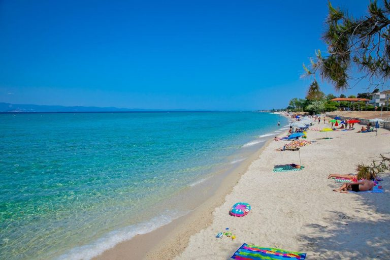 Chaniotis Beach, Halkidiki