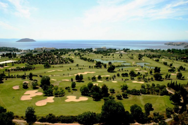 Porto Carras Golf.  Halkidiki