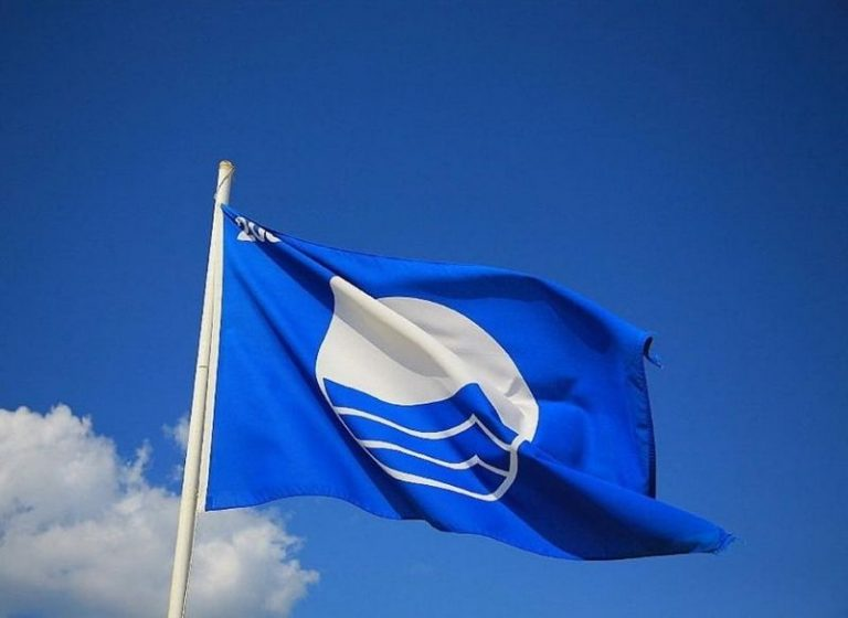 The Blue Flag