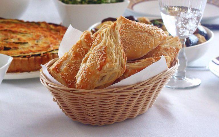 Burekas Dish
