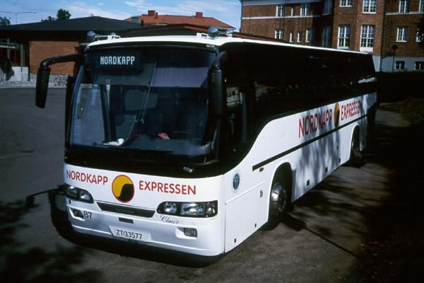 North Cape Express Bus