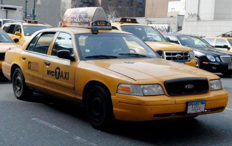 Dominican taxi