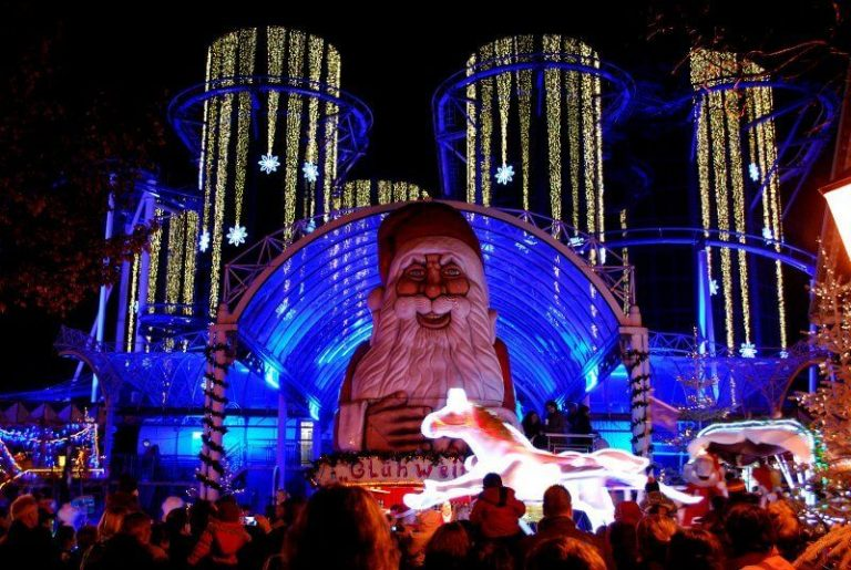 New Year's show in Europa-park
