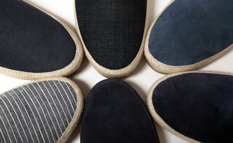 Photo: Portuguese made espadrilles