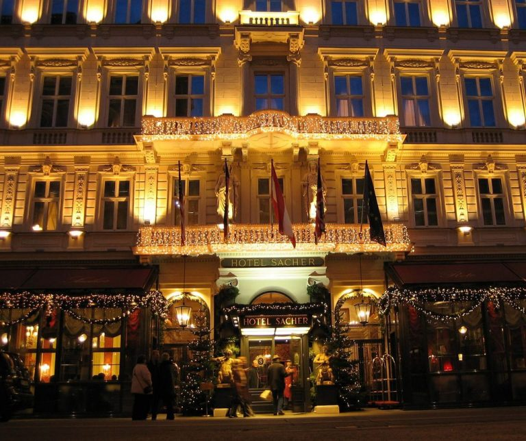 Night Hotel Sacher