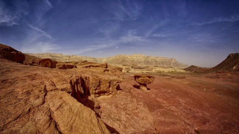 Valley, Timna National Park
