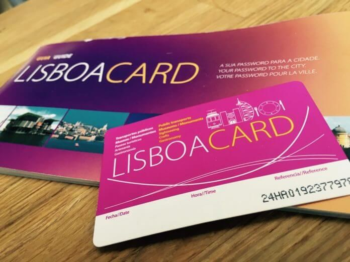 It looks like Lisboa Card