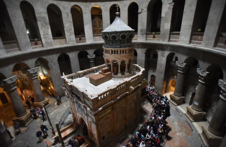 Church of the Holy Sepulcher