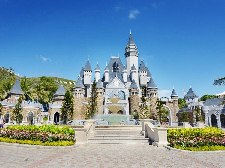 Photo: fairytale castle