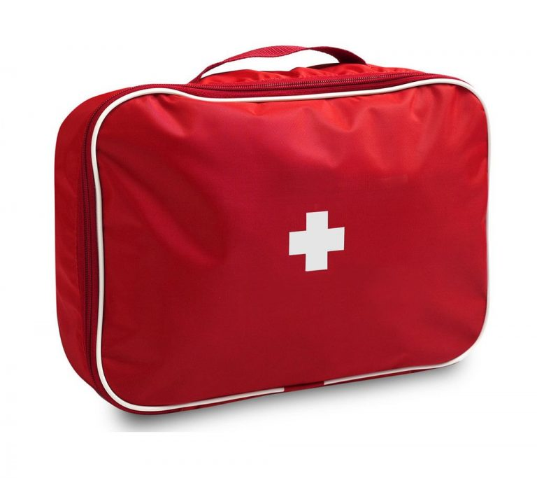 Take a first aid kit with you