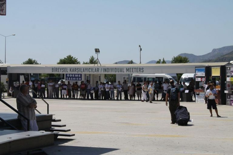 How to get from Dalaman Airport