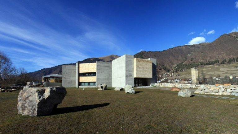 Museum of History and Ethnography in Svaneti
