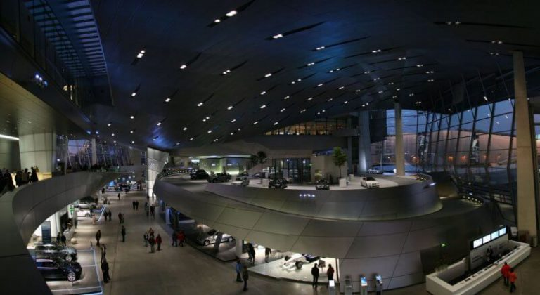 BMW Muse Exposition