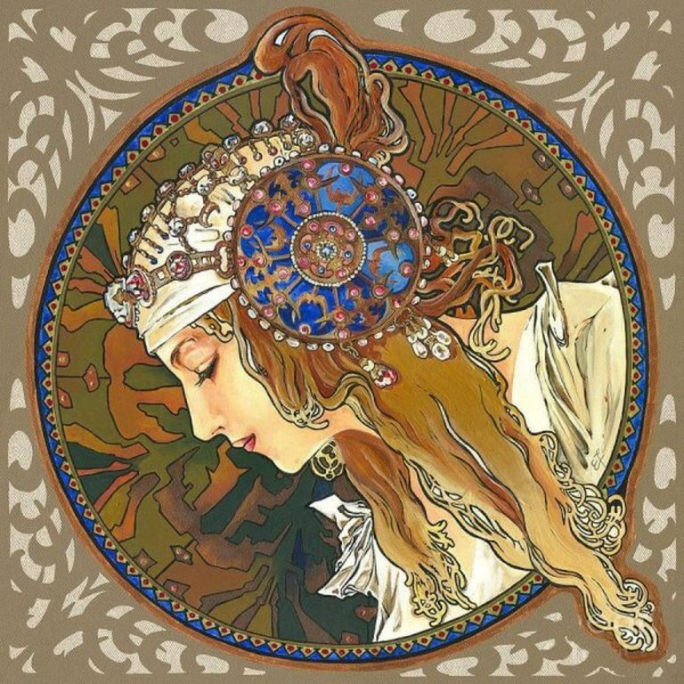 Picture of Alphonse Mucha