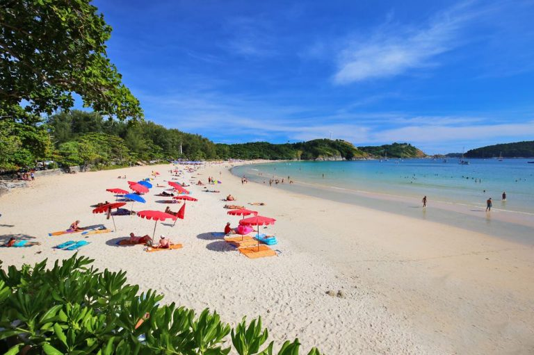 Nai Harn Beachfront
