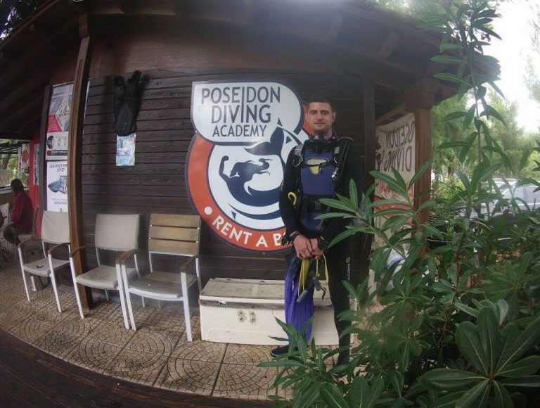Diving Training at Poseidon Diving Academy